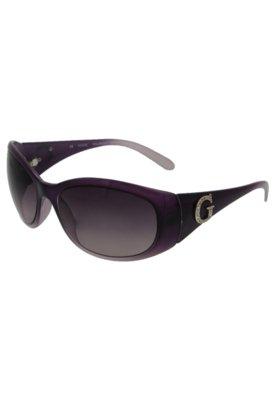 Óculos de Sol Guess 705200059BKBLS35P Roxo