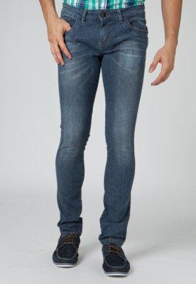 Calça Jeans Skinny Pier Nine Unic Azul