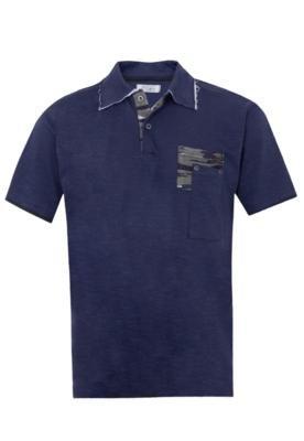 Camisa Polo FiveBlu Paul Cinza