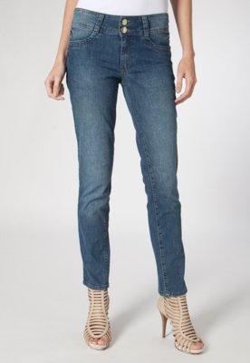 Calça Jeans Skinny Alice Azul - Biotipo