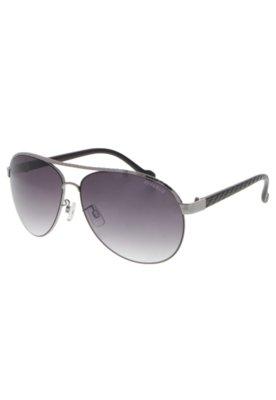 Óculos Solar Clean Prata - FiveBlu