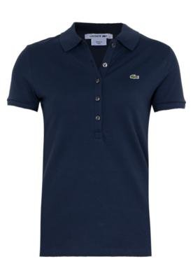 Camisa Polo Galaxie Azul - Lacoste