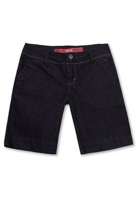 Bermuda Jeans Cicly Azul - Coca Cola Clothing