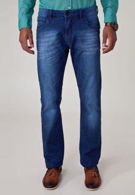 Calça Jeans Forum Paul Skinny Ind Bord Azul