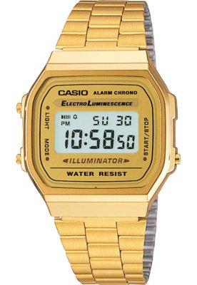 Relógio A168WG9WDF Dourado - Casio
