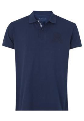 Camisa Polo M. Officer Official TM Azul