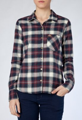 Camisa Element Sierra Xadrez