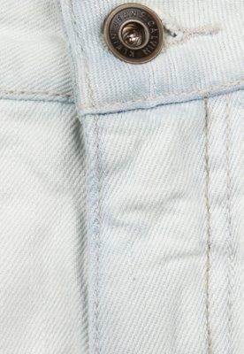 Bermuda Jeans Calvin Klein Kids Reto Simple Azul