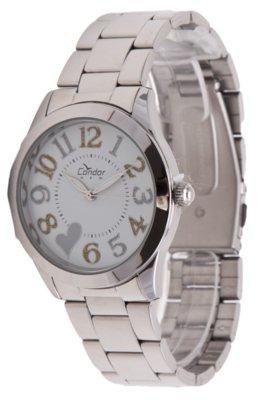 Relógio Condor KX25774B Prata