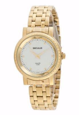Relógio Seculus 24778LPSPDA1 Dourado