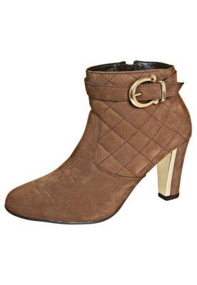 Ankle Boot FiveBlu Style Marrom