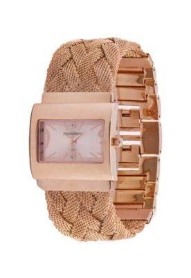 Relógio Mondaine 76274LPMFRE2 Dourado