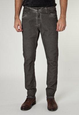 Calça Jeans Wöllner Universal Cinza
