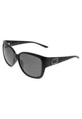 Óculos Solar Guess Authentic Preto