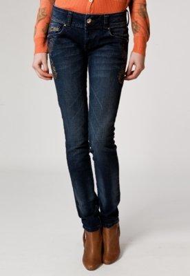 Calça Jeans Triton Elisa Azul