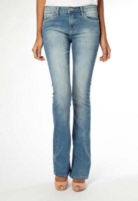 Calça Jeans Triton Joana Indigo Azul
