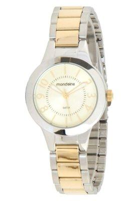 Relógio Mondaine 78190LPMBBA3 Prata