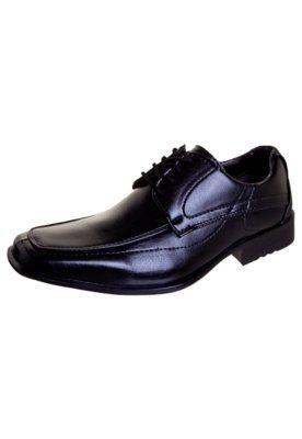 Sapato Lucca Salvatore Elegance Preto