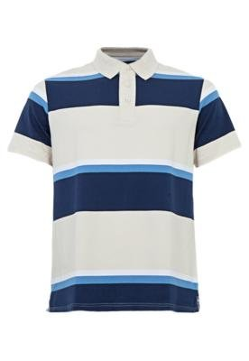 Camisa Polo FiveBlu Two Listrada