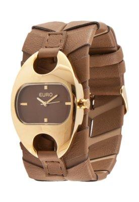 Relógio Euro EU2035TU2M Dourado