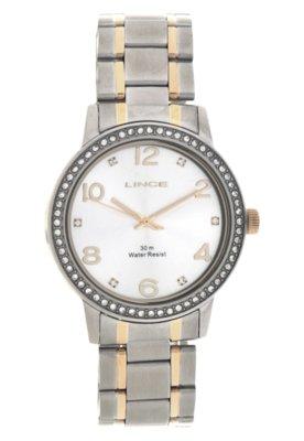 Relógio LINCE LRT4111L S2SK Prata