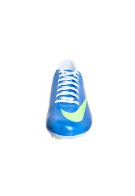 Chuteira Campo Nike Mercurial Victory IV FG EMB Azul