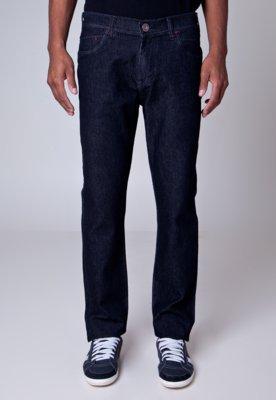 Calça Jeans Lucca Salvatore Reta Modern Preta