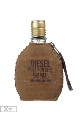 Eau de Toilette Fuel For Life 50ml - Perfume - Diesel Fragra...