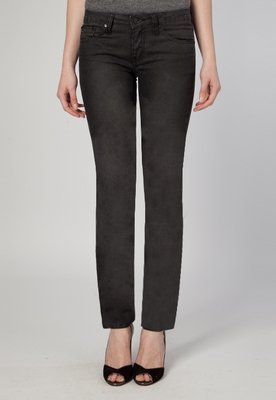 Calça Jeans Skinny Drienne Jet Preta - Carina Duek