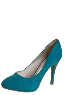 Sapato Scarpin Pop Touch Mari Azul