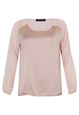 Blusa FiveBlu Glam Rosa