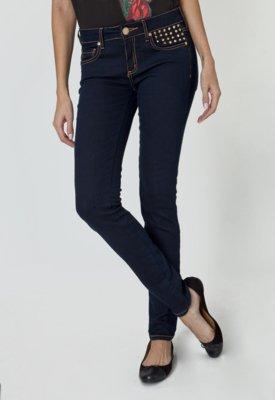 Calça Jeans Sommer Skinny Índigo Azul