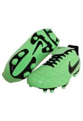 Chuteira Campo Nike Egoli FG Verde