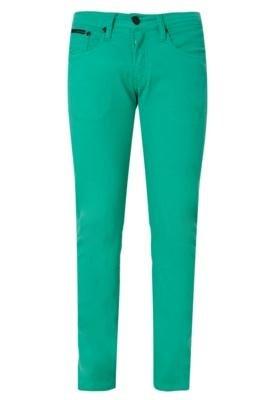Calça Calvin Klein Jeans Color 5 PKTS Verde