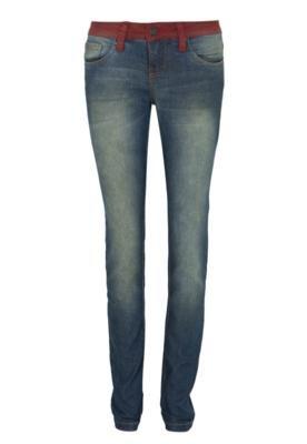 Calça Jeans Element Skinny Moon Azul