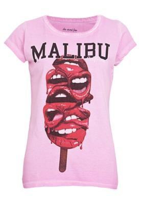 Blusa Ellus Malibu Rosa - Ellus 2ND Floor