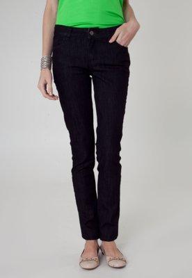 Calça Jeans 2nd Floor Black 9 LY Preta - Ellus 2ND Floor