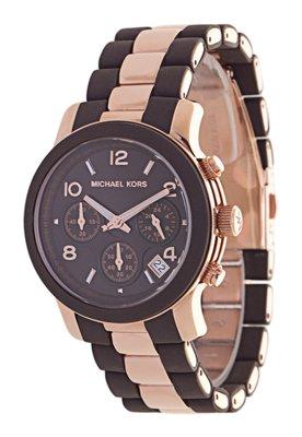 Relógio Michael Kors OMK5658Z Dourado/Marrom