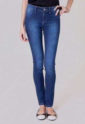 Calça Jeans Iódice Denim Skinny Kristen Azul