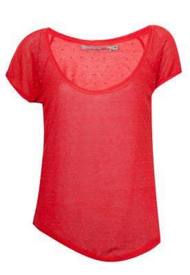 Blusa Espaço Fashion Hot Vermelha