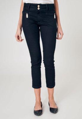 Calça Jeans Lança Perfume Skinny Fresh Azul