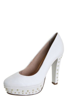 Sapato Scarpin Crysalis Ravenna Branco