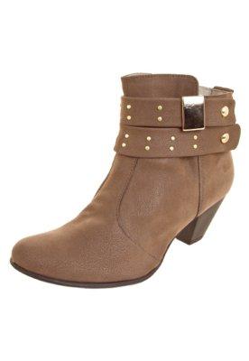 Ankle Boot FiveBlu Jenipapo Marrom