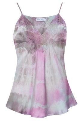 Blusa Rock Lily Double Rosa