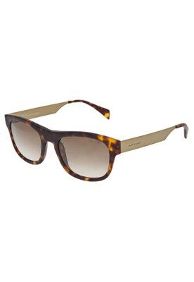 Óculos Solar Fast Marrom - Italia Independent