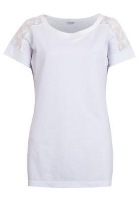 Blusa Tufi Duek Reta Glória Branca