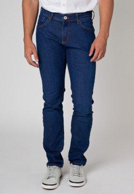 Calça Jeans Forum Igor Lisa Azul