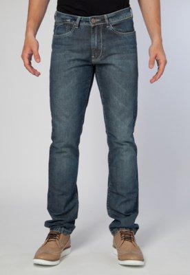 Calça Jeans Carmim Inove Reta Azul
