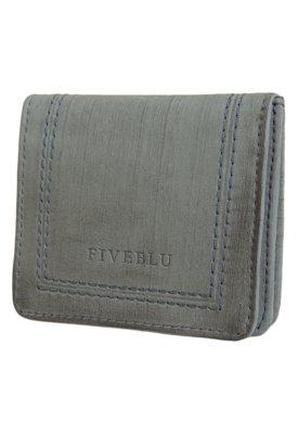 Carteira FiveBlu Style Cinza