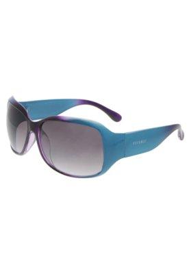 Óculos Solar Odette Roxo/Azul - FiveBlu